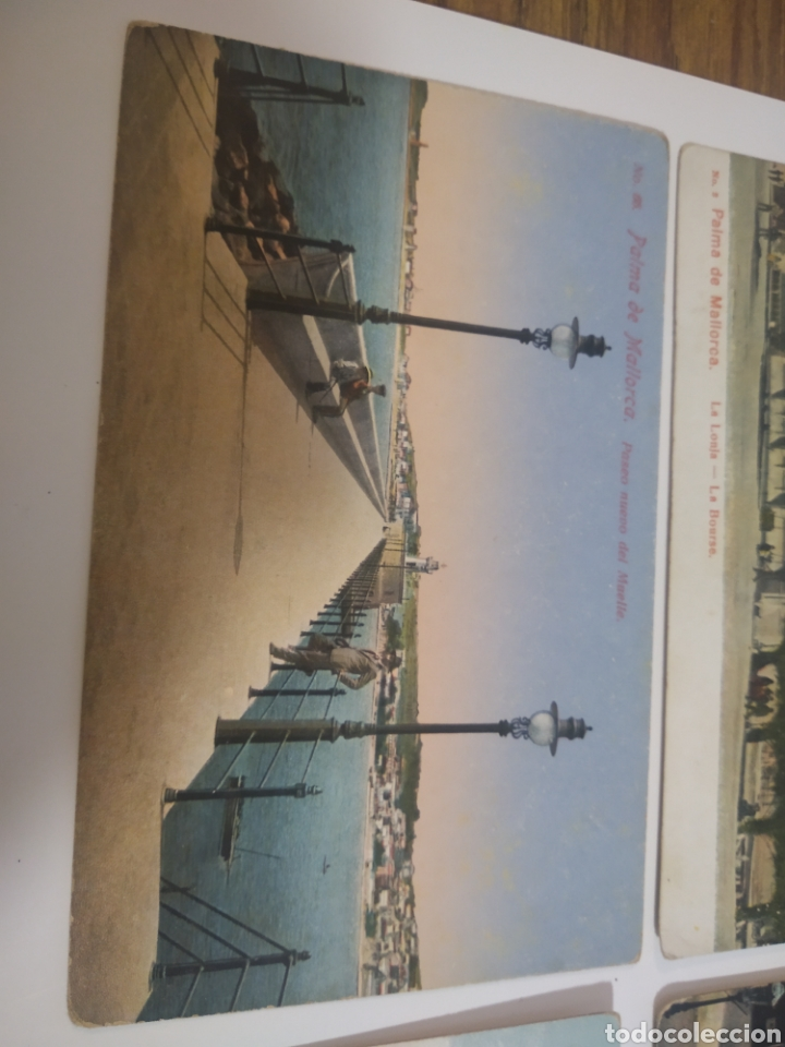Postales: Lote de 11 postales Palma de Mallorca - Baleares - - Foto 12 - 199087130