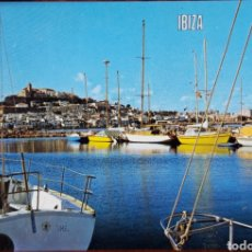 Postales: POSTAL DE IBIZA. Lote 199209436