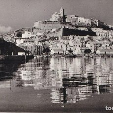 Postales: POSTAL IBIZA (BALEARES) - VISTA PARCIAL. Lote 200654331
