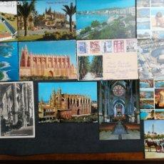 Cartoline: PALMA DE MALLORCA, LOTE DE 14 POST.. Lote 200755016