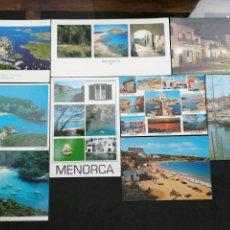 Cartoline: MENORCA, LOTE DE 9 POST.. Lote 200759375