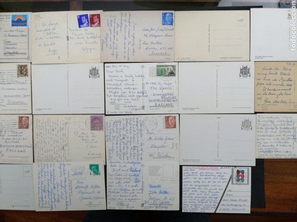 Postales: MALLORCA, PLAYAS. LOTE DE POST. - Foto 2 - 200760385