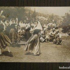 Postales: MALLORCA-BAILES TIPICOS-FOTO EDICION TRUYOL-FOTOGRAFICA-POSTAL ANTIGUA-(68.938). Lote 201504095