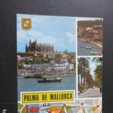 Postales: PALMA DE MALLORCA. Lote 201749581