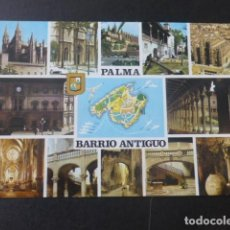 Postales: PALMA DE MALLORCA. Lote 201749590