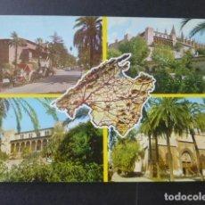 Postales: PALMA DE MALLORCA. Lote 201749953