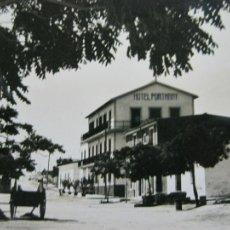 Postales: IBIZA-HOTEL PORTMANY EN SAN ANTONIO ABAD-VIÑETS-56-POSTAL FOTOGRAFICA ANTIGUA-(69.272). Lote 202480832