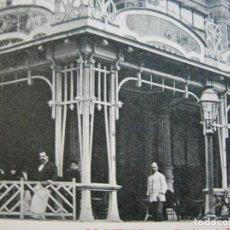 Postales: PALMA DE MALLORCA-HOTEL CAFE RESTAURANT LA ALHAMBRA-J.OBRADORS-POSTAL ANTIGUA-(69.273). Lote 202481041