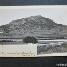 Postales: MONTETORO-VISTA GENERAL DE MONTE TORO-SELLO EN SECO ROISIN-FOTO PEGADA-POSTAL ANTIGUA-(69.310). Lote 202486912