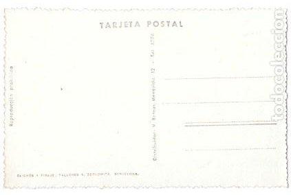Postales: P-11466. LOTE 5 POSTALES MALLORCA. FOT. ZERKOVITZ. MEDIADOS S.XX. - Foto 4 - 202728455