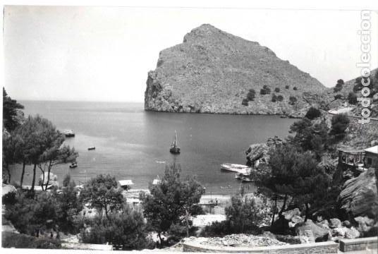 P-11473. POSTAL FOTOGRAFICA MALLORCA, LA CALOBRA I MORRO DE VACA. TRUYOL. 1958. (Postales - España - Baleares Moderna (desde 1.940))