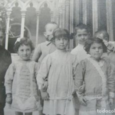 Postales: PALMA DE MALLORCA-ESCUELA CATOLICA ALEMANA-GRUPO DE ALUMNOS-POSTAL FOTOGRAFICA ANTIGUA-(69.426). Lote 203289903