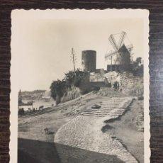 Postales: PALMA DE MALLORCA - MOLINOS TÍPICOS - Nº 116 ED. ARRIBAS. Lote 203792290