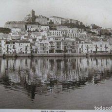 Postales: IBIZA-FOTOGRAFICA ESTRELLA-POSTAL ANTIGUA-(69.700). Lote 203831240