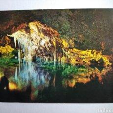 Postales: POSTAL MALLORCA PORTO CRISTO CUEVAS CIRCULADA AÑO 1970. Lote 204008825