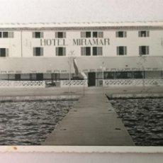 Postales: HOTEL MIRAMAR MALLORCA. Lote 204055997