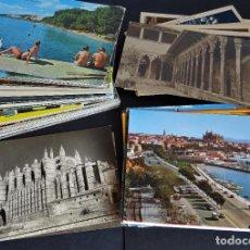 Postales: COLECCIÓN DE 130 POSTALES DE MALLORCA DE DIVERSAS ÉPOCAS, VER FOTOS Y COMENTARIOS. Lote 204448245