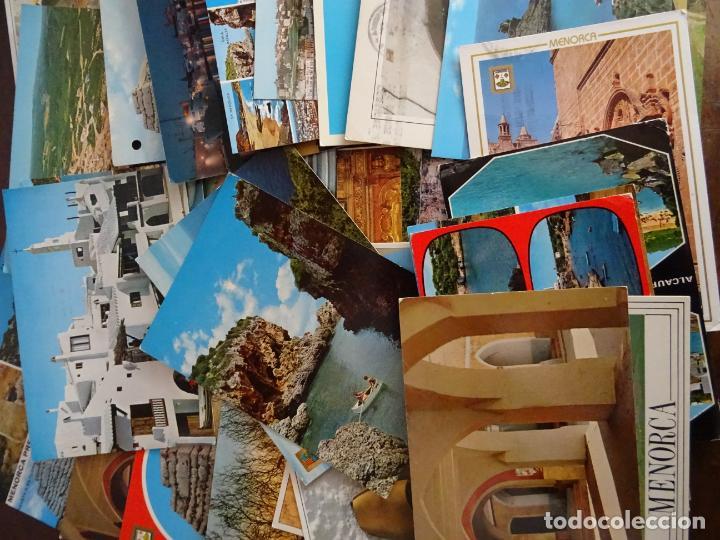 Postales: Colección de 40 postales de Menorca de diversas épocas, ver fotos - Foto 2 - 204449166