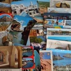 Postales: COLECCIÓN DE 40 POSTALES DE MENORCA DE DIVERSAS ÉPOCAS, VER FOTOS. Lote 204449166