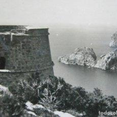 Postales: IBIZA-TORRE DEL PIRATA-VIÑETS FOTOGRAFICA-74-POSTAL ANTIGUA-(70.235). Lote 204799486