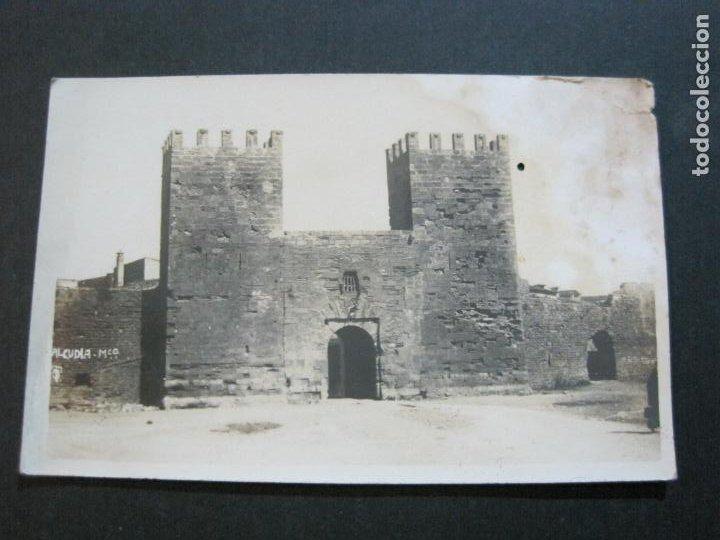 Postales: ALCUDIA-FOTOGRAFICA-MATASELLOS CENSURA MILITAR POR AVION-POSTAL ANTIGUA-(70.271) - Foto 2 - 204808302