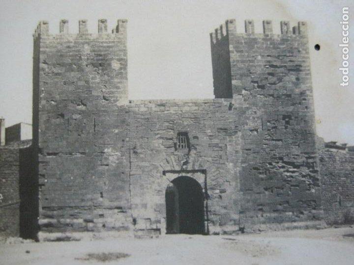 ALCUDIA-FOTOGRAFICA-MATASELLOS CENSURA MILITAR POR AVION-POSTAL ANTIGUA-(70.271) (Postales - España - Baleares Antigua (hasta 1939))