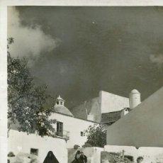 Postales: IBIZA- SANTA EULALIA DEL RIO-IGLESIA-PAGESAS--FOTOGRÁFICA VIÑETS. Lote 205022810
