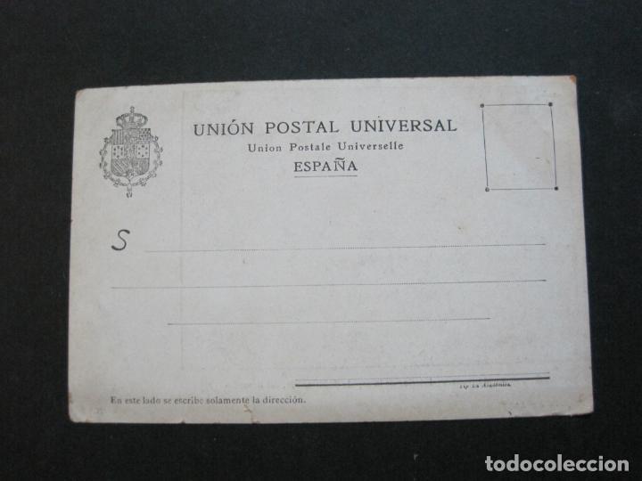 Postales: CALDAS DE MONTBUY-CAPILLA DE NTRA SRA DEL REMEDIO-REVERSO SIN DIVIDIR-POSTAL ANTIGUA-(70.445) - Foto 9 - 205176312