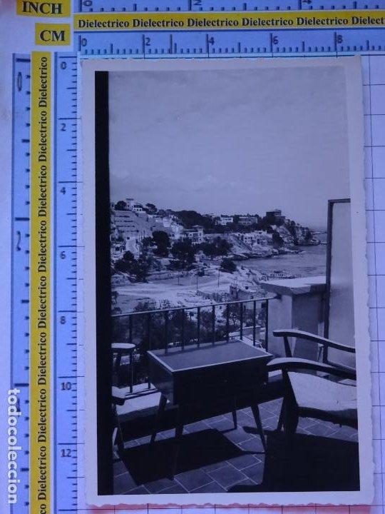 POSTAL DE MALLORCA. AÑOS 30 50. CALAMAYOR HOTEL PANORAMIC. FOTO BALEAR. 525 (Postales - España - Baleares Antigua (hasta 1939))