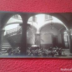 Postales: POST CARD PALMA DE MALLORCA BALEARIC ISLANDS FOTO EDICIÓN TRUYOL PATIO DE SAN PEDRO Y SAN BERNARDO... Lote 205764025