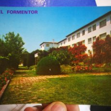 Postales: POSTAL HOTEL FORMENTOR MALLORCA N 1054 FOTOPERATOR ESCRITA. Lote 205822305