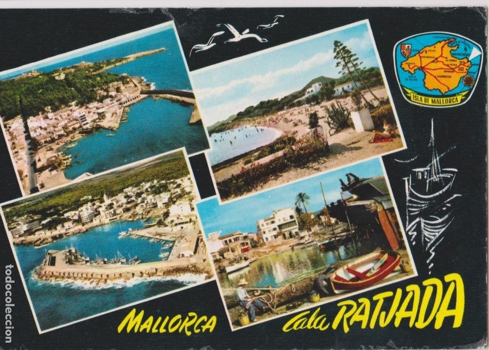 MALLORCA (Postales - España - Baleares Moderna (desde 1.940))