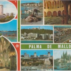 Postales: PALMA DE MALLORCA. Lote 205841453