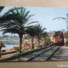 Postales: POSTAL PUERTO DE SOLLER, MALLORCA. Lote 205843240