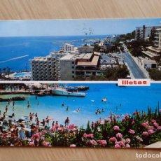 Postales: TARJETA POSTAL - ILLETAS MALLORCA 2.015. Lote 205899025