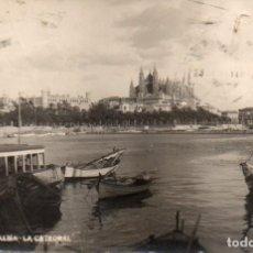 Postales: POSTAL DE MALLORCA - PALMA - LA CATEDRAL. Lote 205900870