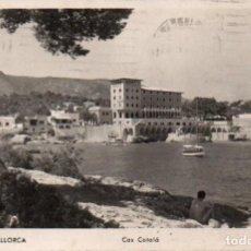 Postales: POSTAL DE PALMA DE MALLORCA - CAS CATALÁ. Lote 205901942