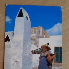 Postales: TARJETA POSTAL - SANTA EULALIA DEL RIO IBIZA - RINCON TIPICO Y CAMPESINA 1.404. Lote 205913518