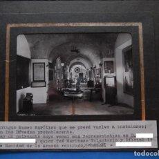 Postales: FELICITACIÓN NAVIDEÑA. MUSEO MARÍTIMO PALMA DE MALLORCA. AÑO 1955-56. BALEARES.. Lote 206383151