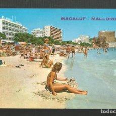 Postales: POSTAL SIN CIRCULAR - MAGALUF 3134 - MALLORCA - EDITA ICARIA. Lote 206411703