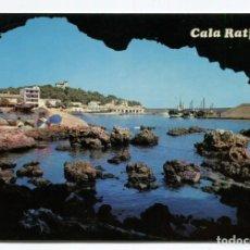 Postales: MALLORCA CALA RATJADA DETALLE DE SU PUERTO 1964 PLANAS Nº1401. Lote 206456951