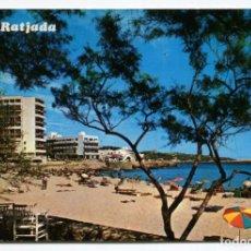Postales: MALLORCA CALA RATJADA PLAYA DE SON MOLL 1969 PLANAS Nº1473. Lote 206457056