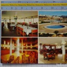 Postales: POSTAL DE FORMENTERA. AÑO 1975. SAN JOSÉ, CLUB DELFÍN. DIMAR. 1090. Lote 206543263