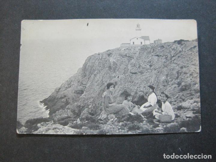 Postales: MANACOR-FARO DE CAPDEPERA-POSTAL FOTOGRAFICA ANTIGUA-(71.092) - Foto 2 - 206931885