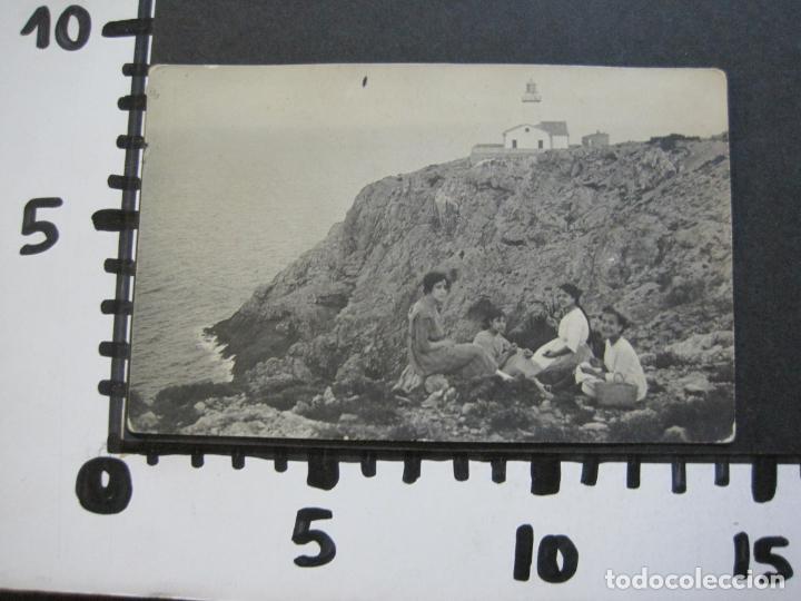 Postales: MANACOR-FARO DE CAPDEPERA-POSTAL FOTOGRAFICA ANTIGUA-(71.092) - Foto 6 - 206931885