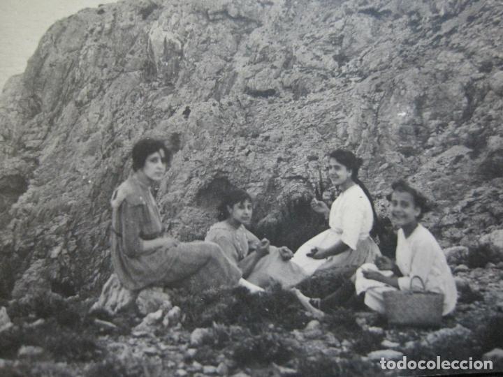 MANACOR-FARO DE CAPDEPERA-POSTAL FOTOGRAFICA ANTIGUA-(71.092) (Postales - España - Baleares Antigua (hasta 1939))