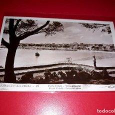 "Postales: MALLORCA "" MANACOR PORTO CRISTO "" ESCRITA Y SELLADA SELLO DE LA REPÚBLICA. Lote 207759900"