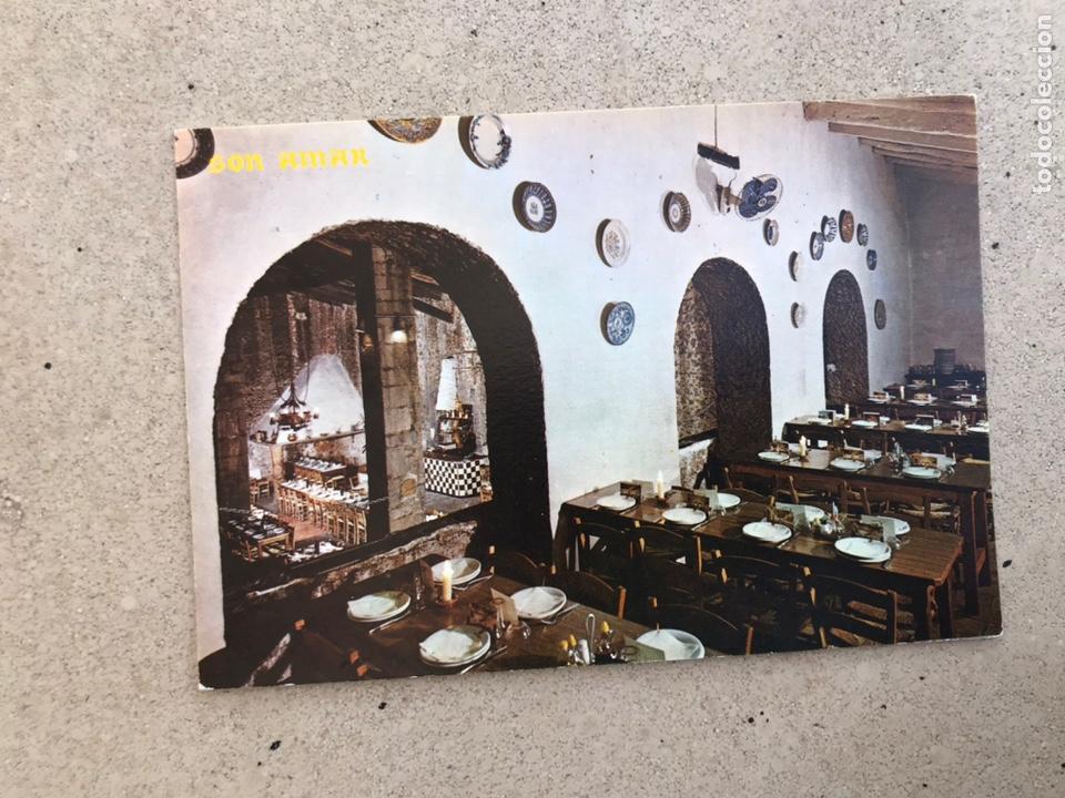 """POSTAL """"SON AMAR"""" BALEARES (Postales - España - Baleares Moderna (desde 1.940))"""