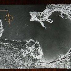 Postais: FOTOGRAFIA DE MALLORCA, PUERTO DE SOLLER, AÑO 1973, FOTO AEROPOST, MIDE 30 X 20 CMS.. Lote 208423112