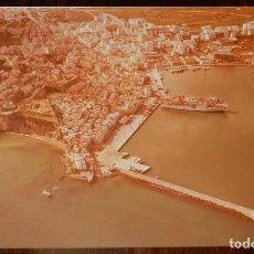 Postales: FOTOGRAFIA DE IBIZA, VISTA DEL PUERTO, AÑO 1976, MIDE 23,5 X 17,5 CMS.. Lote 208589178